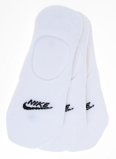 Nike Spor Çorap | 3'lü Paket Beyaz